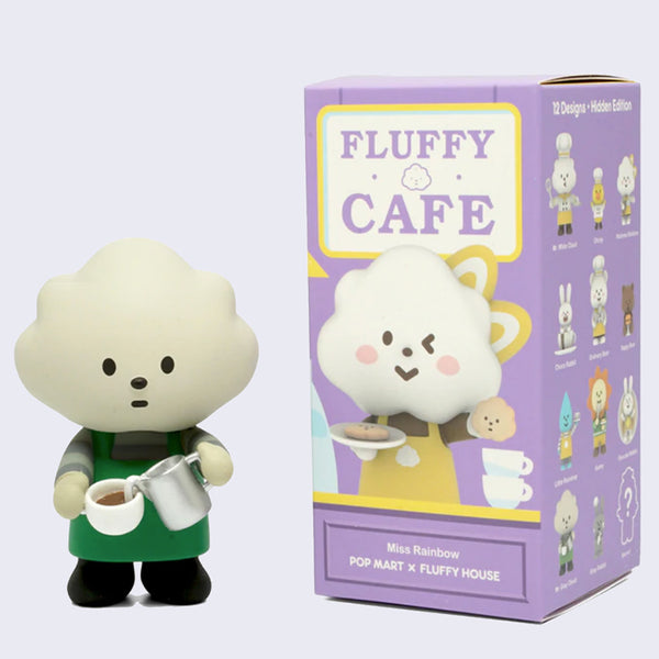 Fluffy Cafe - Mr. White Cloud Mini Series 3