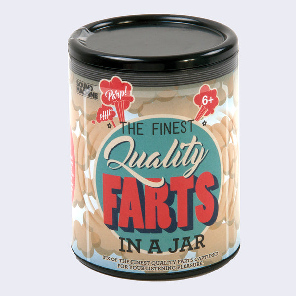 Farts in a Jar - Sound Machine