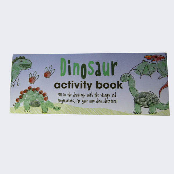 Finger Printing Art Set (Dinosaurs)