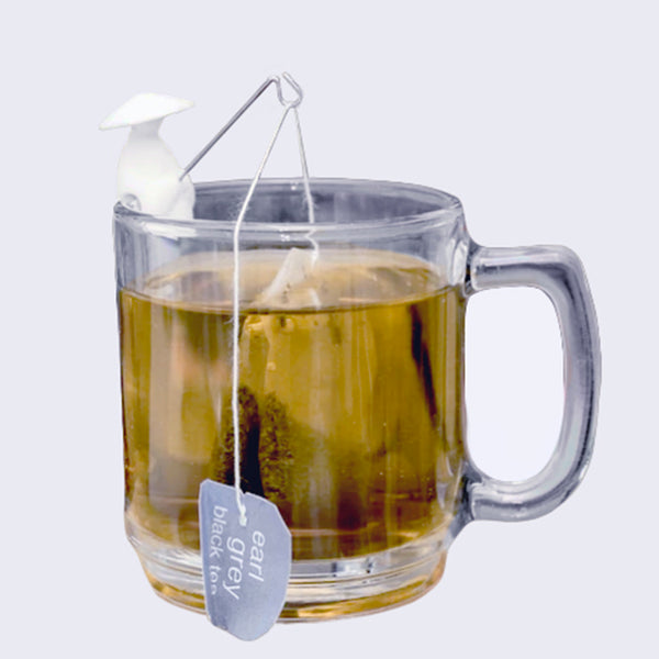 Tea Fishermen - Teabag Holders - Set of 4