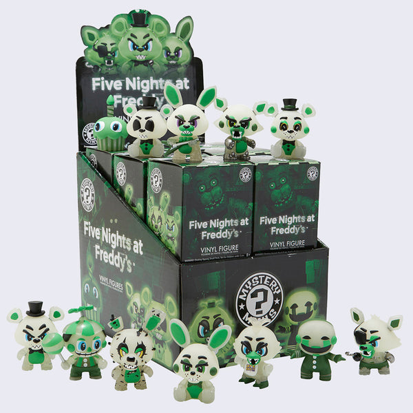 Funko - Five Nights at Freddy's Mystery Mini Vinyl Figure (Glow-in-the-Dark)