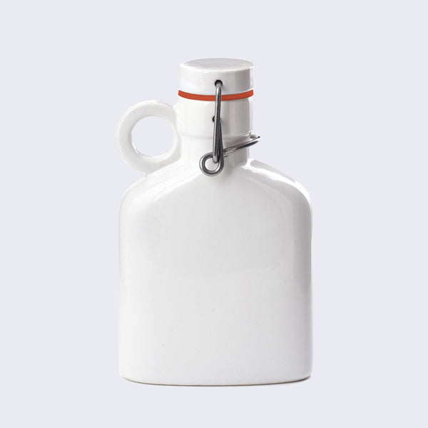 Ceramic 4oz Brooklyn Flask