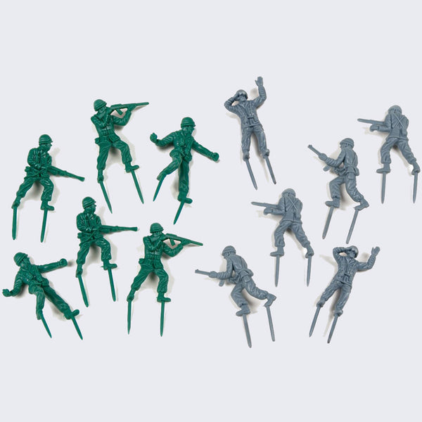 Foodfighters Army Men Party Picks