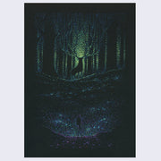 "Deep Forest Show - Brian Luong - ""Deer King"""