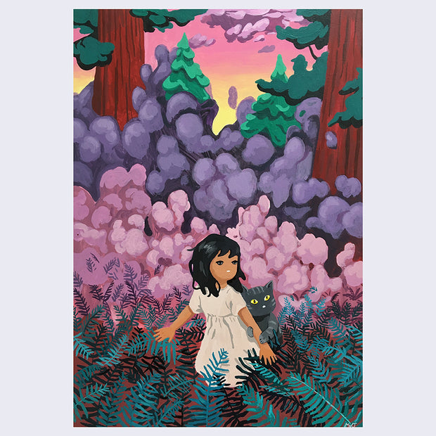 "Deep Forest Show - Mariangela Le Thanh - ""Scaredy Cat"""