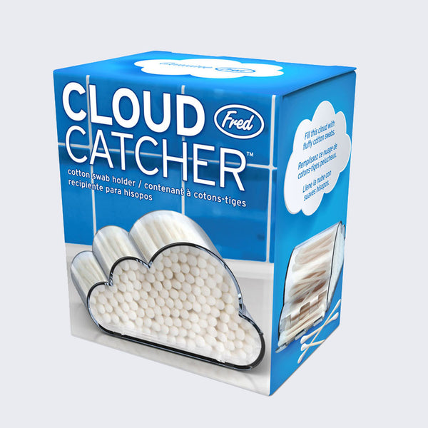 Fred - Cloud Catcher Cotton Swap Container