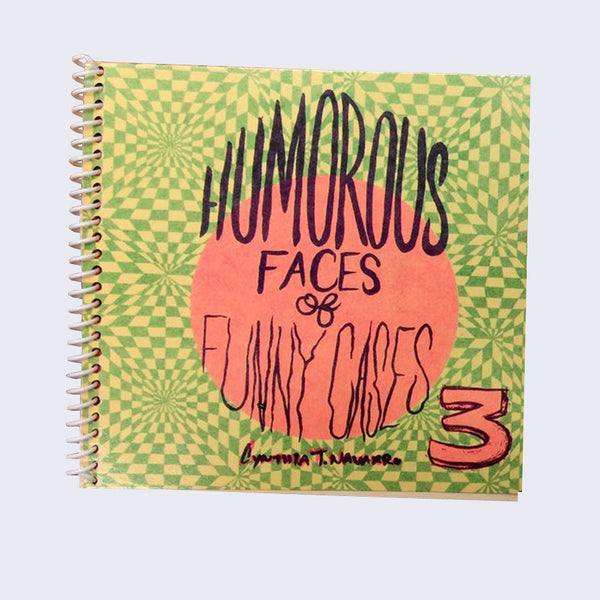 Cynthia Navarro - Humourous Faces of Funny Cases Zine