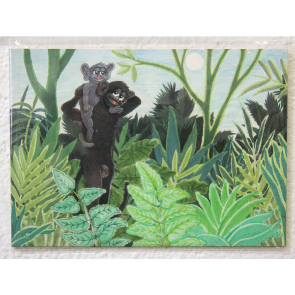 Matt Furie - Jungle Walk