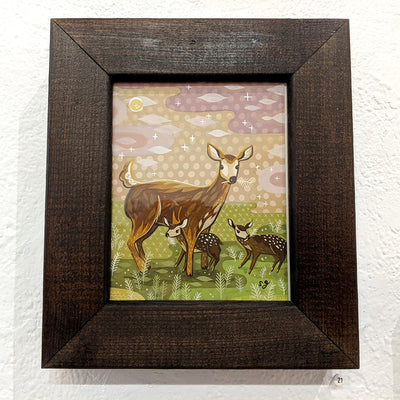 Susie Ghahremani - Sunset Deer #21