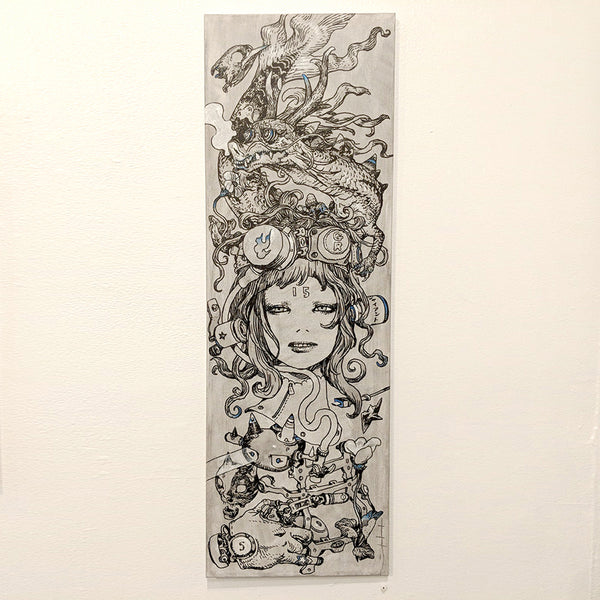 Katsuya Terada - Untitled GR2 15 Year #35
