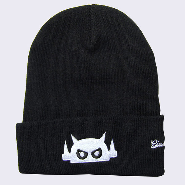 Giant Robot - Big Boss Robot Beanie (Black)