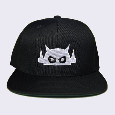 Giant Robot - Big Boss Robot Hat (Black/White)