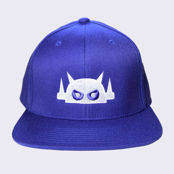 Giant Robot - Big Boss Robot Hat (Blue/White)