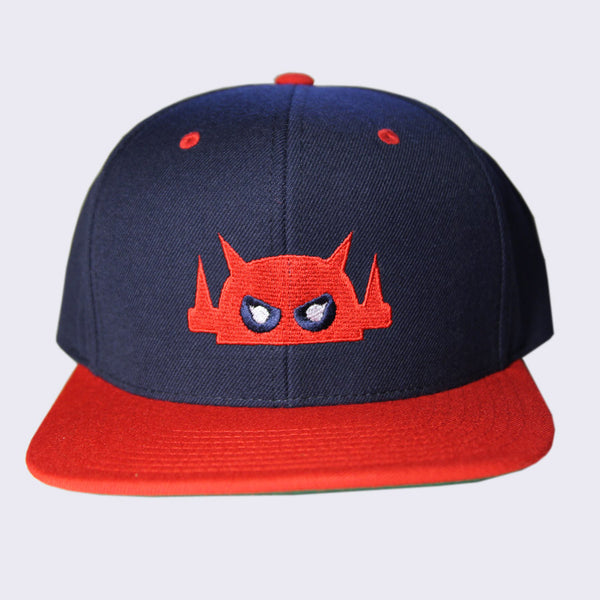 Giant Robot - Big Boss Robot Hat (Blue/Red)