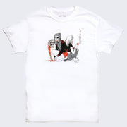 Hellen Jo x Giant Robot - Shit Twins T-shirt