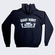 Giant Robot - Big Boss Robot Hoody (Black)