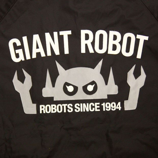 Giant Robot - Big Boss Robot Windbreaker Jacket