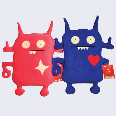 Uglydoll x Giant Robot - Big Boss Plush (Classic)