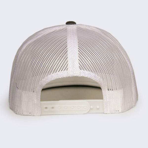 Giant Robot - Big Boss Robot Shield Hat (Gray Mesh)