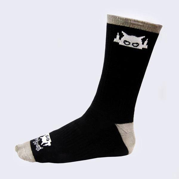 Giant Robot - Big Boss Robot Socks (Black)