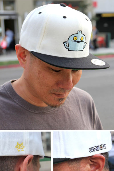 Uglydoll - Babo Hat (Cream & Black)