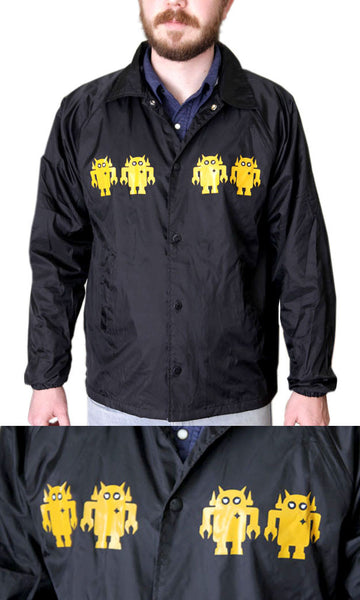 Giant Robot - Robot Army Windbreaker Jacket