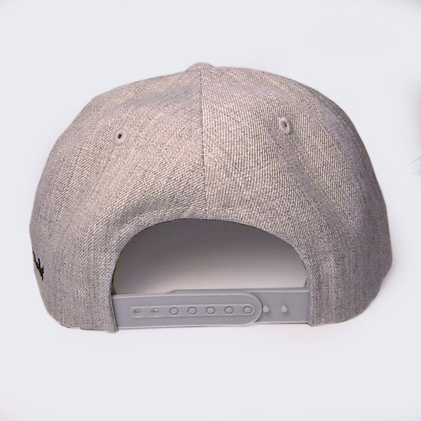 Giant Robot - Big Boss Robot Hat (Heather Grey)