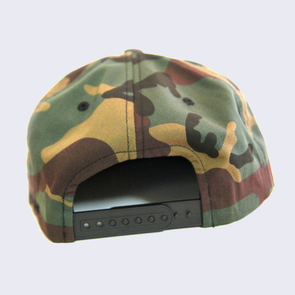 Giant Robot - Big Boss Robot Hat (Camouflage)