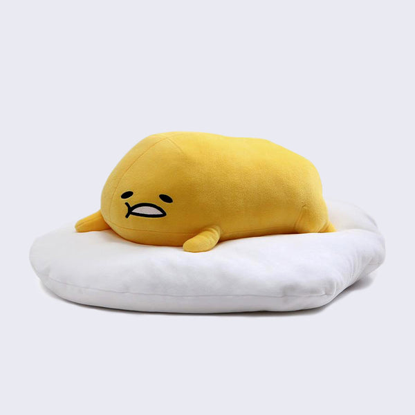 Gudetama Large Lazy Plush