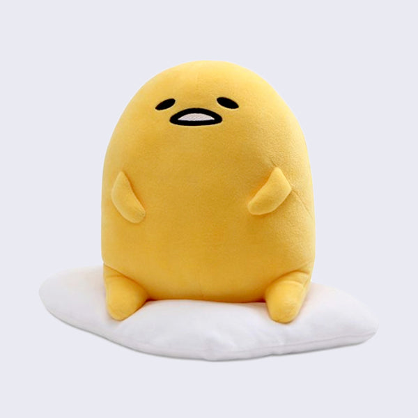 Gudetama Large Sitting Plush