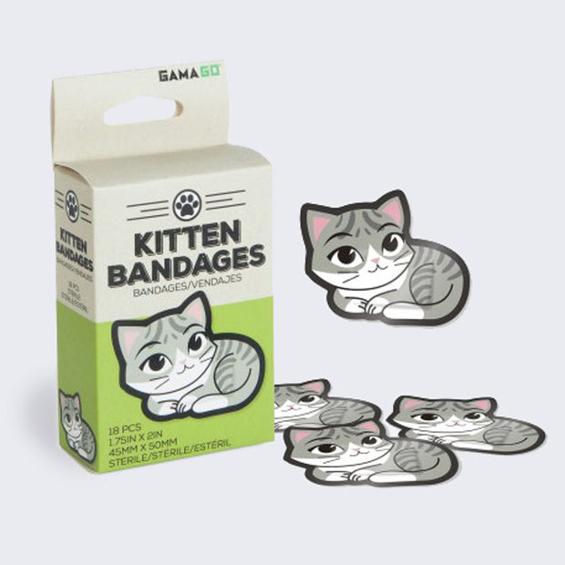Gama-Go - Kitten Bandages
