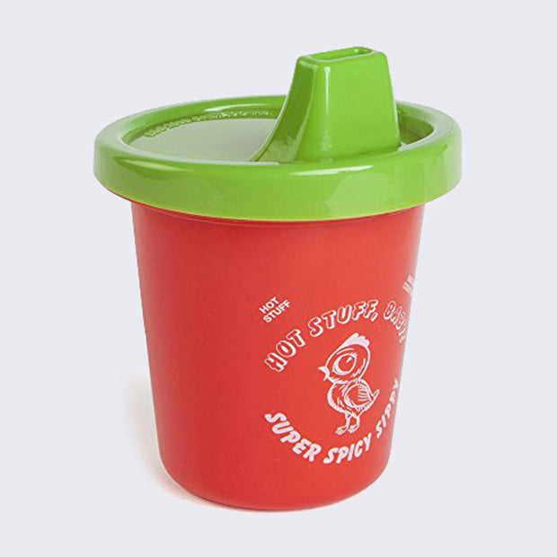 Sriracha Sippy Cup