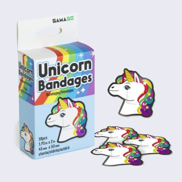 Gama-Go - Unicorn Bandages