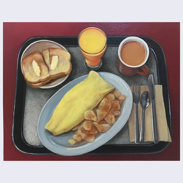 Let's Eat - Gregg Gibbs - Breakfast at Philippe the Original