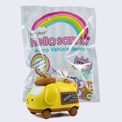 Kidrobot x Hello Sanrio Micro Vehicle Series