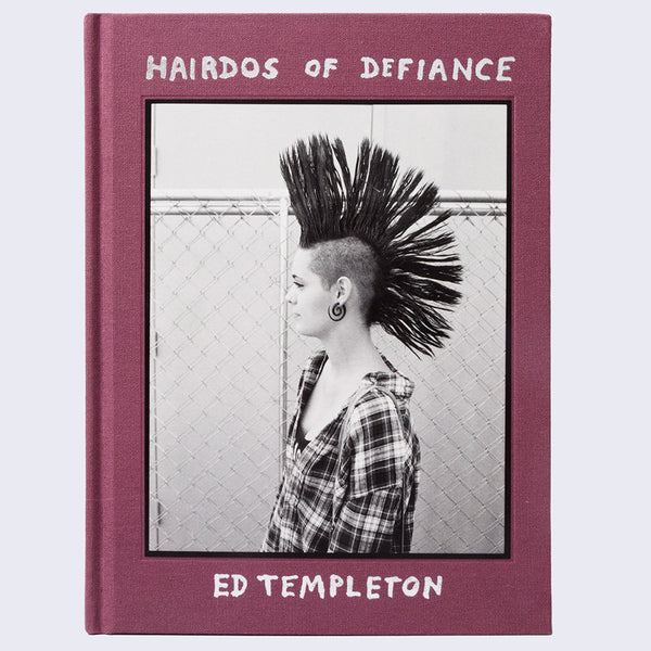 Hairdos of Defiance by Ed Templeton