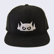 Giant Robot - Big Boss Robot Hat (Black Melton Wool)