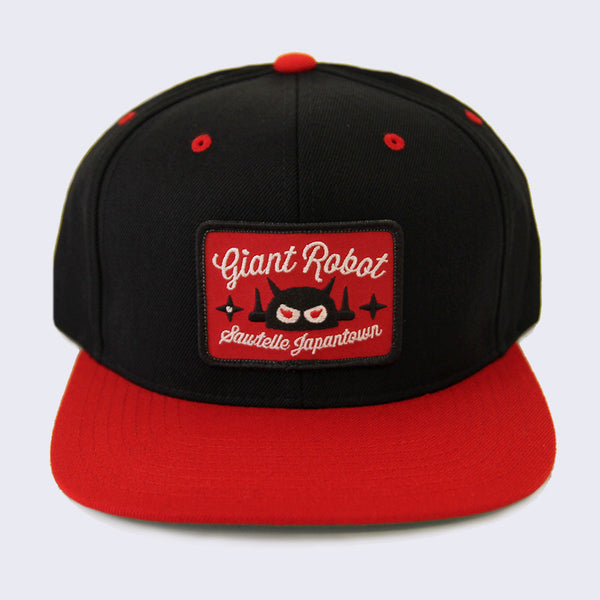 Giant Robot - Big Boss Sawtelle Patch Hat (Black)