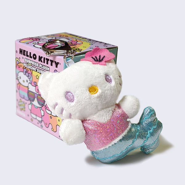 Hello Kitty Surprise Blind Box Plush Keychain Series 1