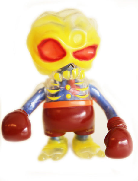 KAIJU SALE Secret Base x Super 7 - Voodoo Skull Brain Vinyl Figure