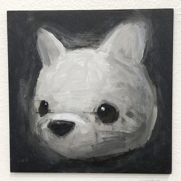 Luke Chueh - Bear Head Study