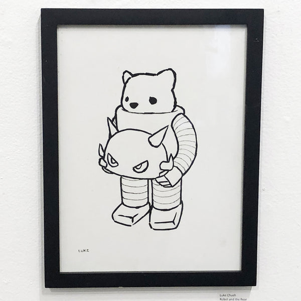 Luke Chueh - Robot and the Bear