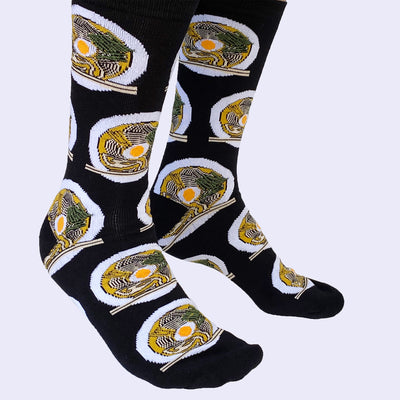Giant Robot - Ramen Socks