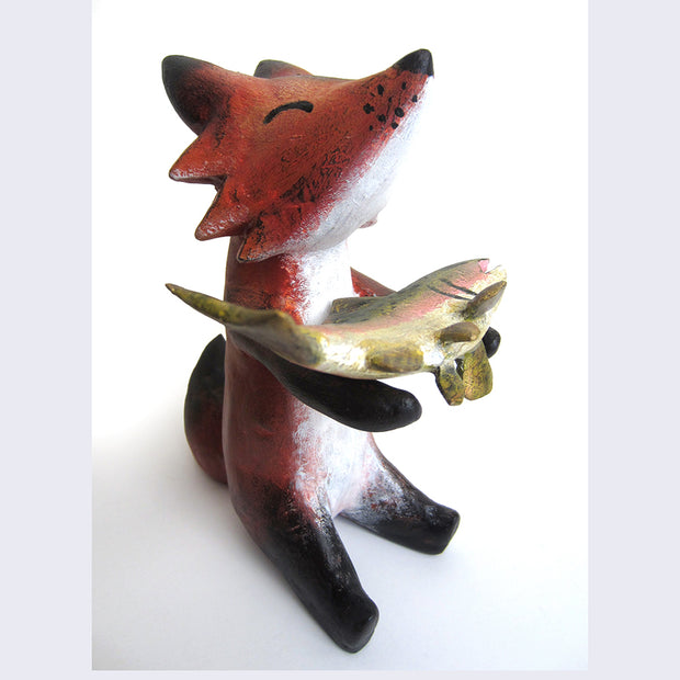 "Deep Forest Show - Kevin Chan - ""Fox and Lox"""