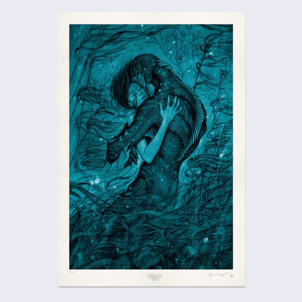 James Jean - Shape of Water