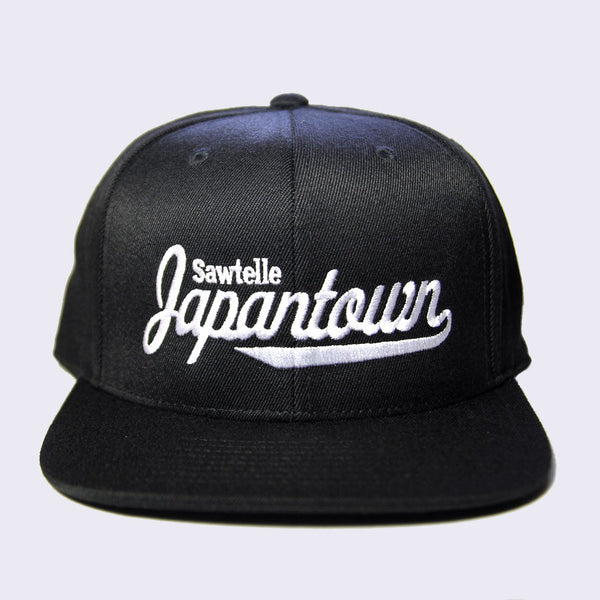 Giant Robot - Sawtelle Japantown Hat (Black)