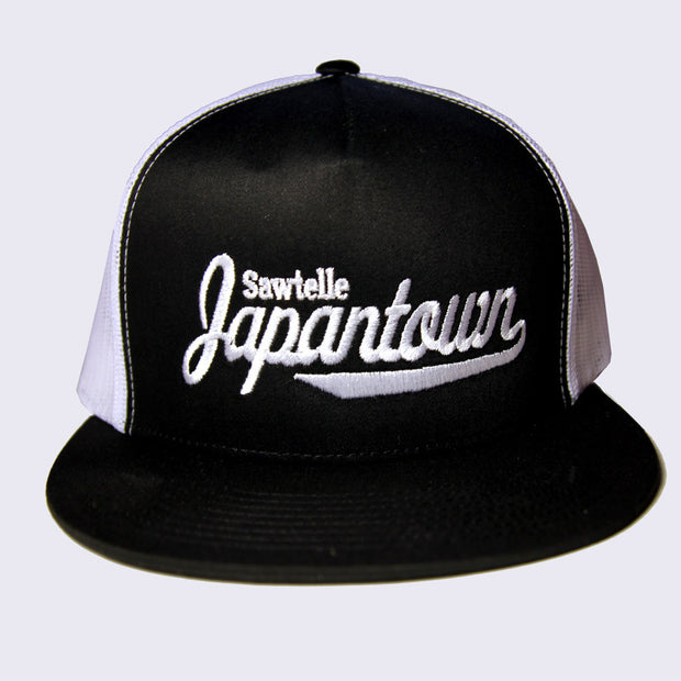Sawtelle Japantown Hat (Black Mesh)