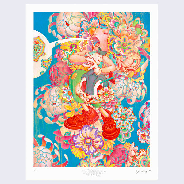 James Jean - Bouquet Print