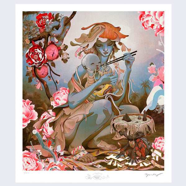 James Jean - Udon II Print