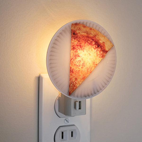 Kikkerland - Night Light (Pizza)